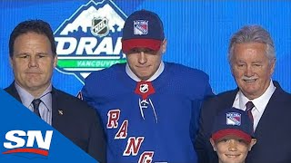 New York Rangers Select Kaapo Kakko 2nd Overall In 2019 NHL Draft by Sportsnet Canada