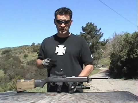 Zombie Survival Weapons – Pistol Caliber Carbines
