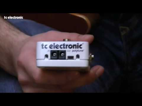 TC Electronic PolyTune - True Bypass