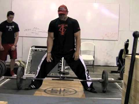 elitefts - Teaching the deadlift.