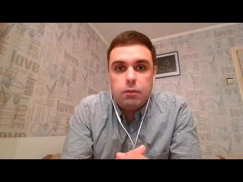 Στενός συνεργάτης του Αλεξέι Ναβάλνι στο euronews