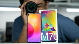 Samsung Galaxy M70 Latest Update Launching Date ,Price And Features