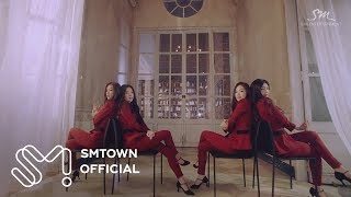 Red Velvet - Be Natural (feat. SR14B's Taeyong) music video
