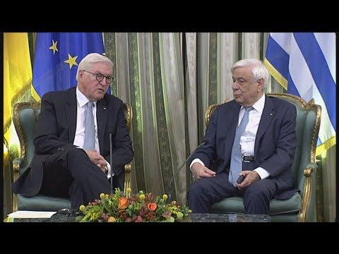 Πρ. Παυλόπουλος: Έχουμε το ίδιο όραμα για την Ευρωπαϊκή Ένωση