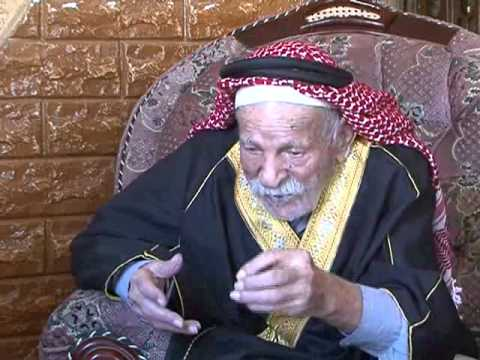 125-year-old Palestinian man (Arabic)