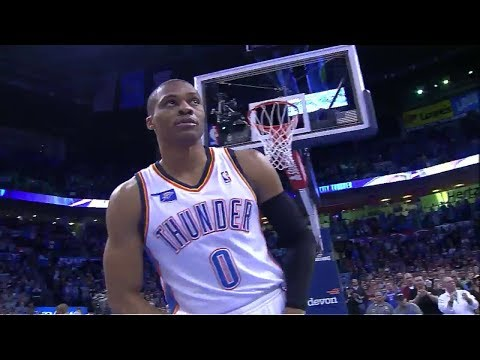 Russell Westbrook IS BACK –  Full Highlights vs Suns – 21 Points 7 Assists (2013.11.03)