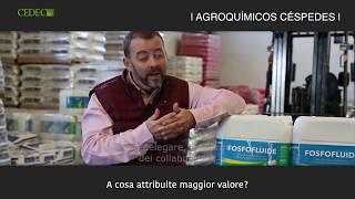 AGROQUÍMICOS CÉSPEDES S.L.