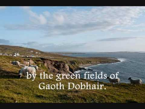Tekst piosenki Clannad - The Green Fields Of Gaothdobhair po polsku