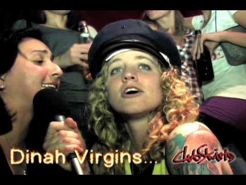 Club Skirts Dinah Shore - Calling all Lesbian Dinah Virgins