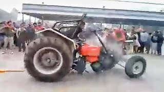 Tochan Muqabala : Tractor Tochan with Accidents   जाटों के उल्टे काम   Jaat Lifestyle - Part 5
