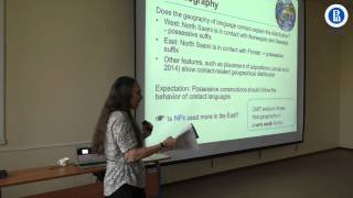 Laura A. Janda's lecture