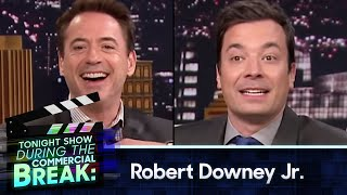 Local Promos with Robert Downey Jr.