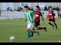 Resumen del partido CD Gerena-Betis B (0-0) Real  - Vídeos de Los Partidos del Betis