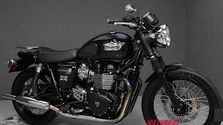 9. 2014 TRIUMPH BONNEVILLE T100 - National Powersports Distributors