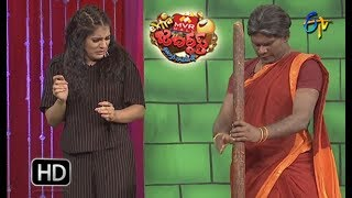 Video Chammak Chandra Performance | Extra Jabardasth | 29th December 2017  | ETV Telugu MP3, 3GP, MP4, WEBM, AVI, FLV April 2018