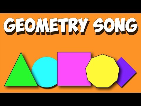 Geometrie Lied + Lyrics