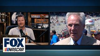 FOX talent and NASCAR personalities congratulate Darrell Waltrip on his retirement | NASCAR on FOX by FOX Sports