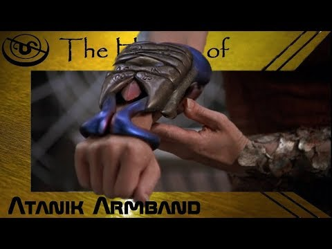 The Atanik Armbands (Stargate SG1)