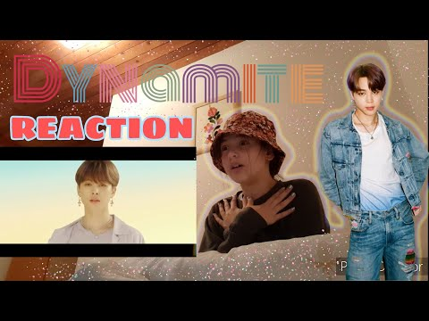 [REACTION] BTS (방탄소년단) 'Dynamite' Official MV