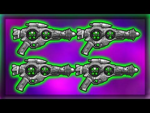 cod bo3 gorod krovi zombies gkz 45 mk3 gameplay raygun mark 3