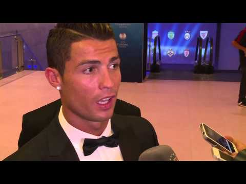 angel - After winning the UEFA Player of the Year gong on Thursday, Cristiano Ronaldo backed former team mate Angel Di Maria to succeed at Manchester United.