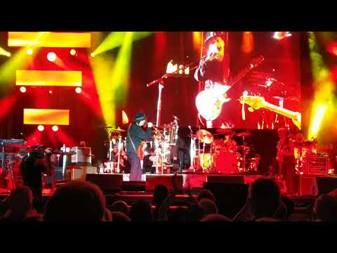 Santana - Smooth/band Introduction/love, Peace And Hapiness (18.08.2018, Klosterhof Wiblingen, Ulm)