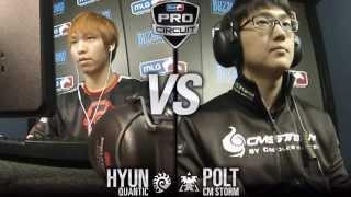 Polt vs Hyun - Game 1 - Grand Final - Anaheim 2013