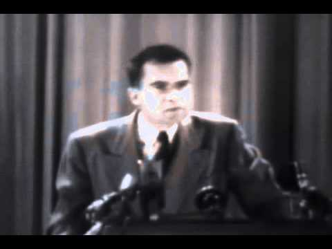 Vice-President Richard Nixon 1956 ElectionWallDotOrg.mp4