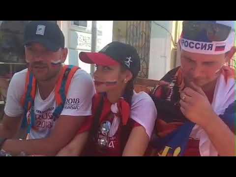 """Три болельщика из Санкт-Петербурга и Пензы: """"Надеемся, будет очень весело, много народу и много позитива"""""""