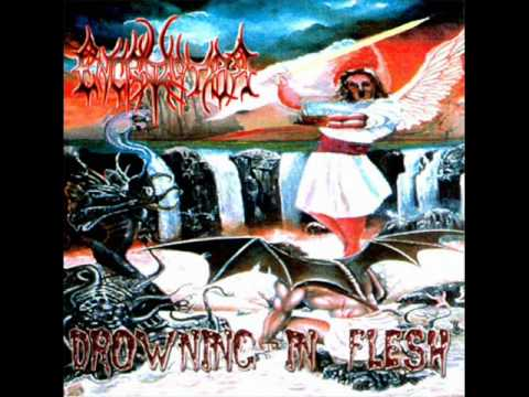 ENCRYPTOR - Drowing in flesh (2001)