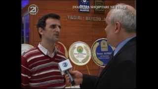 RTV21 Diaspora Shqiptare Ne Turqi Bursa - Festa 4 Vjetorit Republikes Se Kosoves (Pjesa 2)