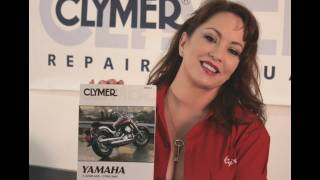 8. Clymer Manuals Yamaha V-Star 650 XVS650 Classic Custom Silverado Shop Service Repair Manual Video