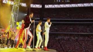 Take That Present: The Circus Live - Shine