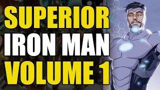 Video Iron Man's New Endosym Armor (Superior Iron Man Vol 1: Infamous) MP3, 3GP, MP4, WEBM, AVI, FLV Juni 2018