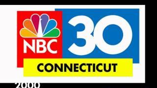 WVIT 30 (NBC) Ident / Timeline 1953 - 2009