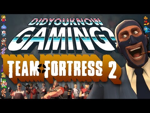 Team Fortress 2 - Did You Know Gaming? Feat. Markiplier
