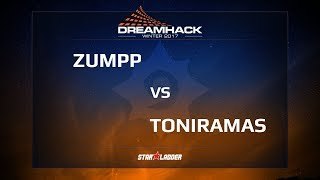 zumpp vs Toniramis, game 1