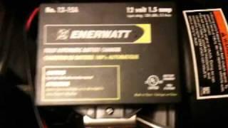 6. Maintenance charger / Chargeur de maintenance - 850 XP EPS 2011