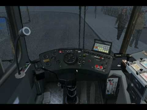 Omnibus Simulator Tutorial 1 (for English Users)