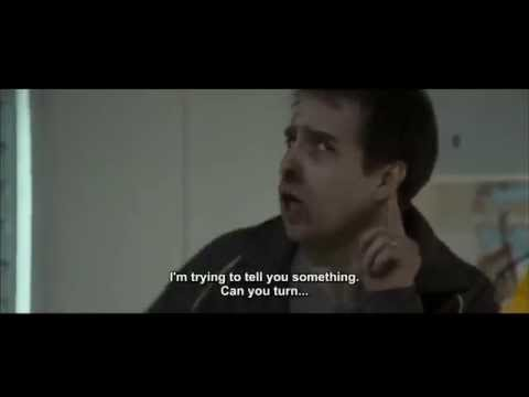 Moon (2009) - The best scene (видео)