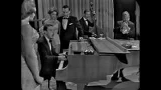 Teddi King and Cy Coleman display their artistry on late 50's live television.