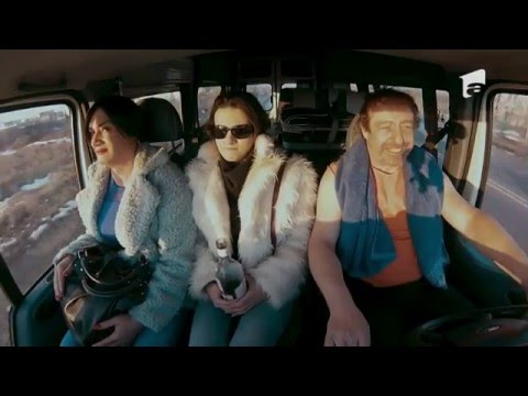 Lumy Nitsa și Lica fac scandal într-un taximetru (видео)