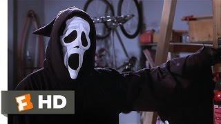 Scary Movie (9/12) Movie CLIP - Stuck in the Door (2000) HD