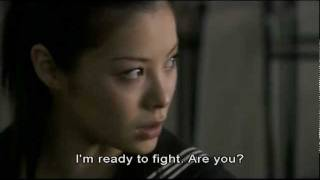 Nonton Yo Yo Girl Cop  2006   Aya Matsuura  Original Hq Dvd Trailer  Japanese Audio  English Subtitles  Film Subtitle Indonesia Streaming Movie Download