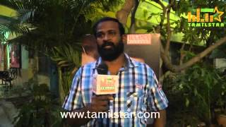 Vincent Jayaraj at Aroopam Movie Trailer Launch