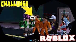 ROBBING THE BANK WITH THE NEW BINOCULARS *ONLY*!!! (Roblox Jailbreak)