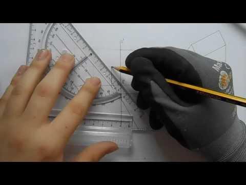 Technisches zeichnen fortgeschritten [HD] mein lieblings Wort etc.
