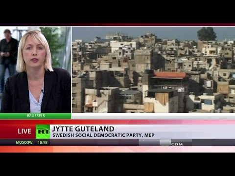 Recognising Palestine: Swedish MEP hopes EU members follow