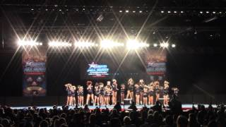 California All Stars - Deuces - USA All Star Nationals 2017 (Day 1)