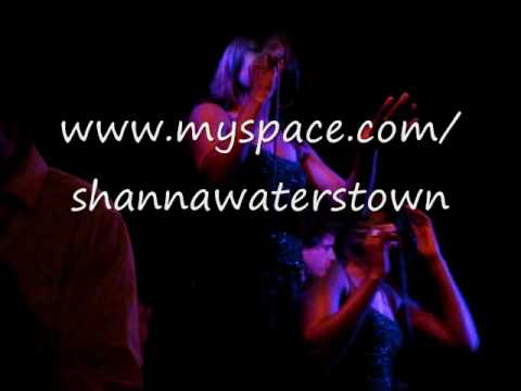 shanna waterstown lady sings the blues